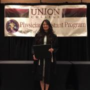 Renee-PA graduation