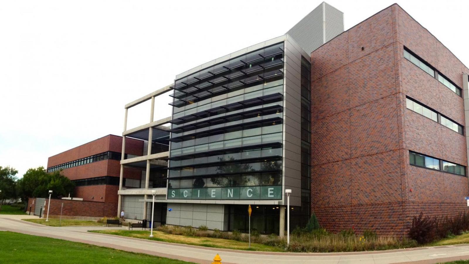 CU Denver Science Building