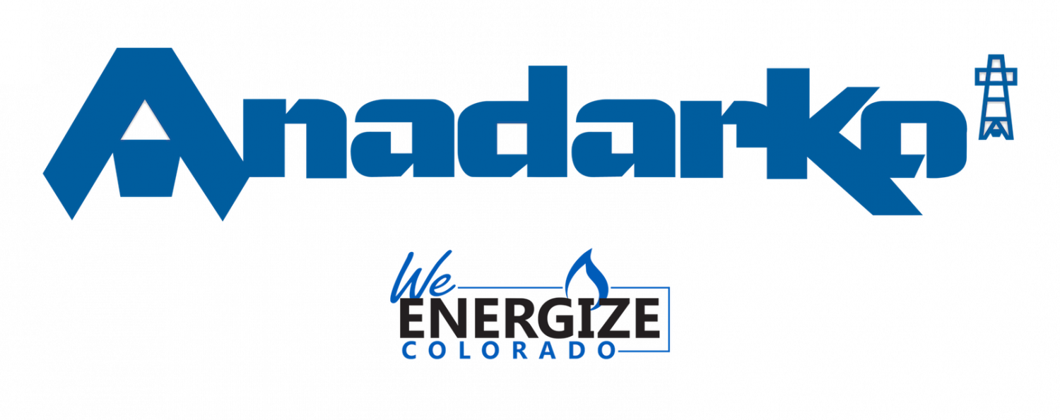 Anadarko We Energize colorado