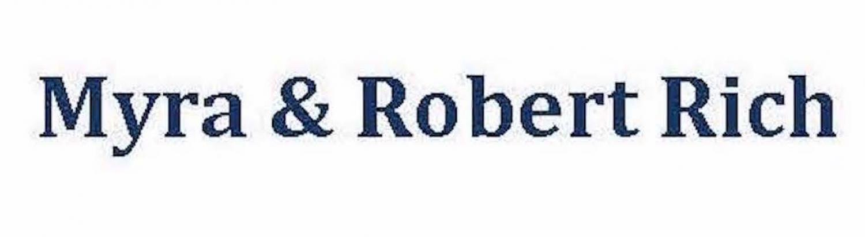 Myra & Robert Rich
