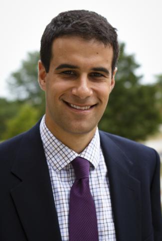 Andrew Friedson, Assistant Professor of Economics