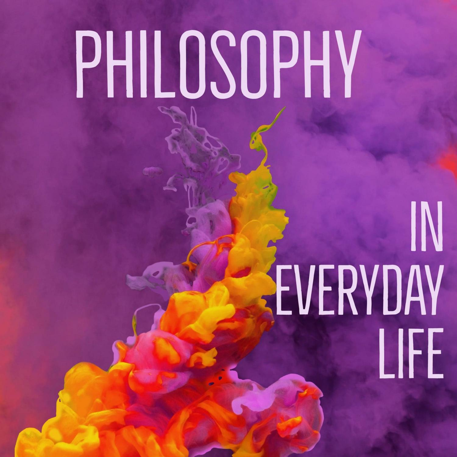 Philosophy in everyday life graphic
