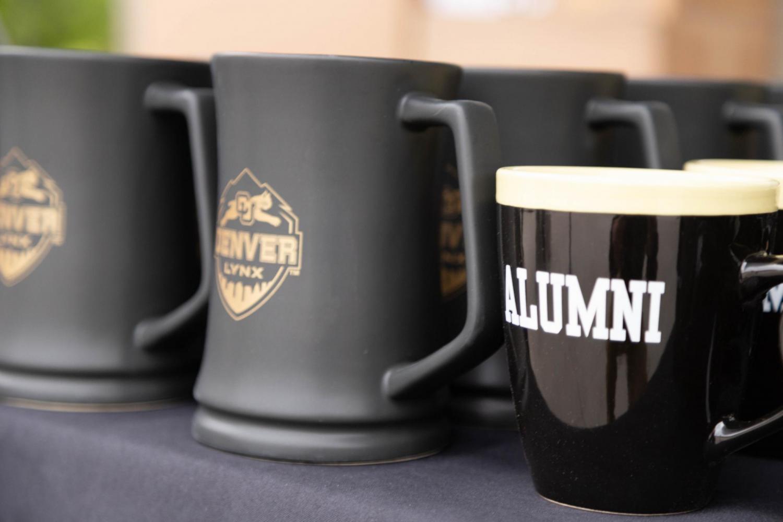 Alumni mugs