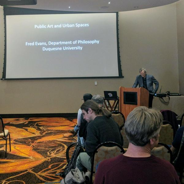 Attendees at Haber Memorial Lecture