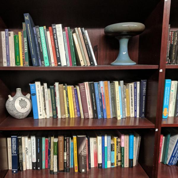 Books in Haber library