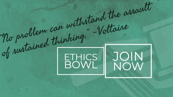 ethics bowl flyer