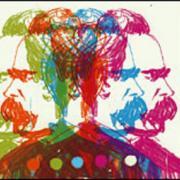 Nietzsche in four colors