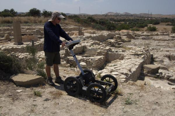 Ground-penetrating Radar Survey in Cyrpus