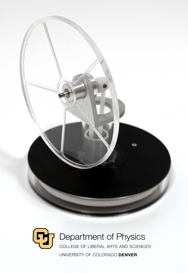 Low-temp Stirling Engine