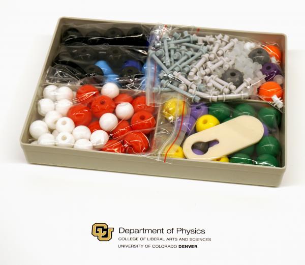 Organic Chemistry Molecule Kit