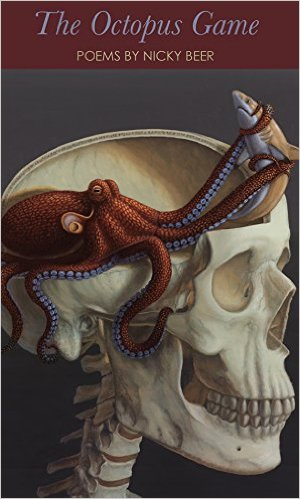 "Book cover for ""The Octopus Game"" by Nicky Beer"