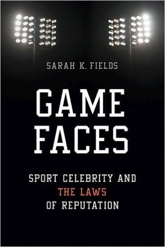 "Book cover for ""Game Faces"" by Sarah Fields"