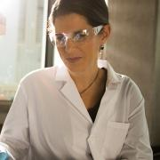 Assistant Professor of Integrative Biology Annika Mosier