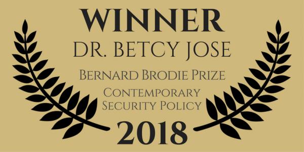 Jose Brodie Prize Graphic