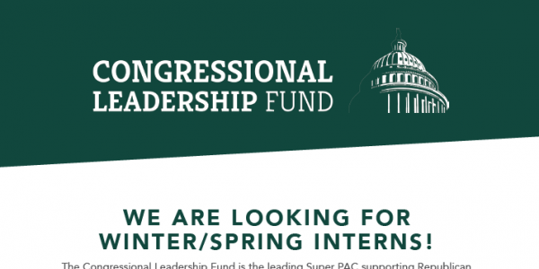 Congressional Leadership Fund Logo