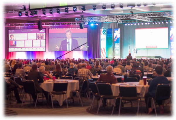 The Western Conservative Summit at the Colorado Convention Center