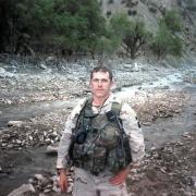Jason Crow Photo Military