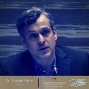 Christoph Stefes European Council Photo