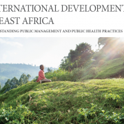 Graphic for Intl Development in East Africa