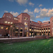 Image of Law Building at CU