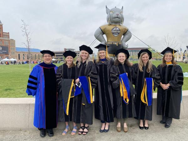 Picture of CHP 2021 PhD graduates