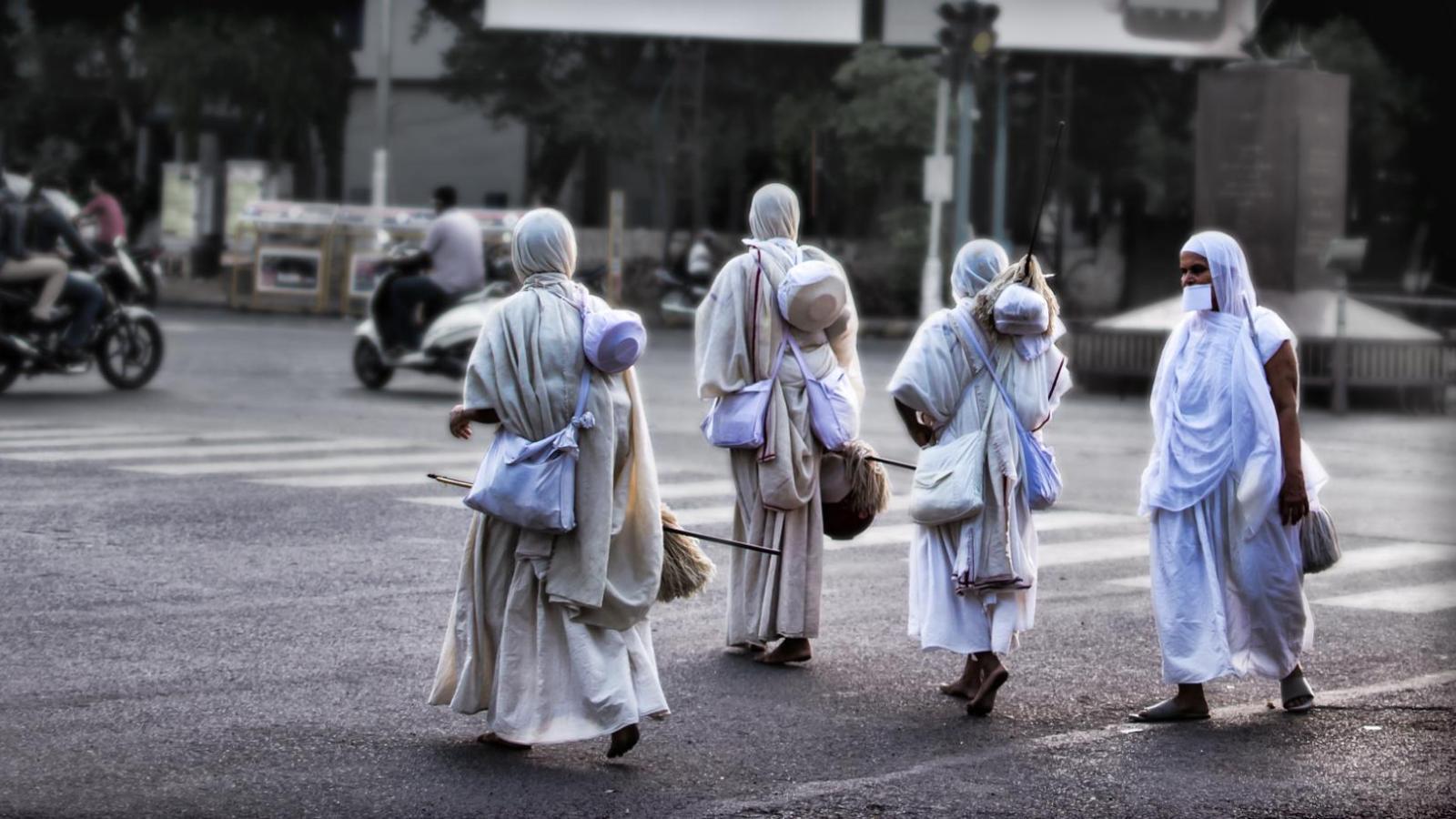 Jain Monks