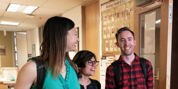 Photo of Sociology Graduate Students