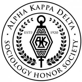 Alpha Kappa Delta Logo