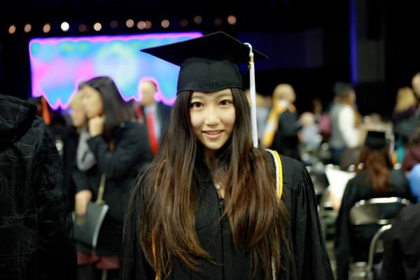 Student Success Stories - Mengle Han