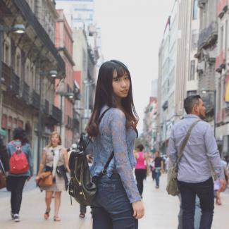 Student Success Stories - Jian Wang