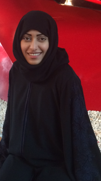 Student Success Stories - Amani al-Haddad